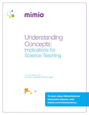 MimioScience_White_paper_cover